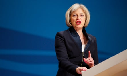 Theresa May called for an investigation into the handling of gay and lesbian asylum claims after the Observer published extracts of an asylum interview this year.