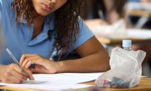 Fall in pass rate for five GCSEs