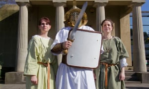 When in Caerleon, near Newport, do as the Romans do at the National Roman Legion Museum