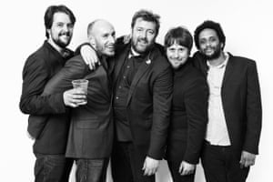 Elbow, after O2 Arena, London 28th March 2011  -