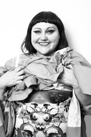 Beth Ditto, Lovebox 17th July 2011
