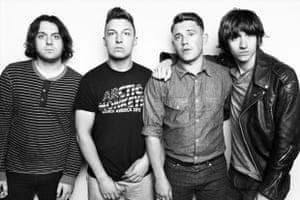 ON: Arctic Monkeys, Roundhouse, Camden, 6 July 2011