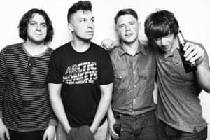 Arctic Monkeys, Roundhouse, Camden, 6th July 2011