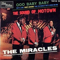Ooo Baby Baby by the Miracles.