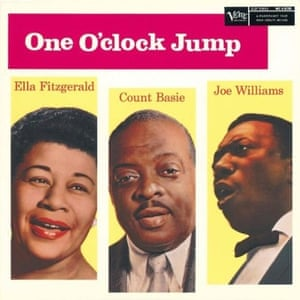 The EP that featured Every Day I Have the Blues by Ella Fitzgerald and Joe Williams with Count Basie.