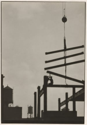 Steel Structure, Philadelphia, 1926.
