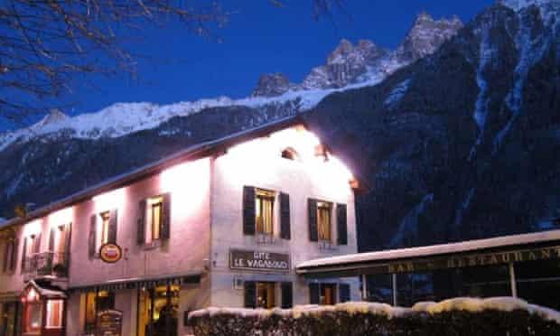 Le Vagabond, Chamonix, France