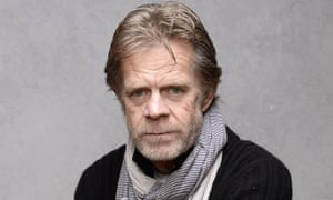 William H Macy: 'Democracy is the kiss of death on a film set.'