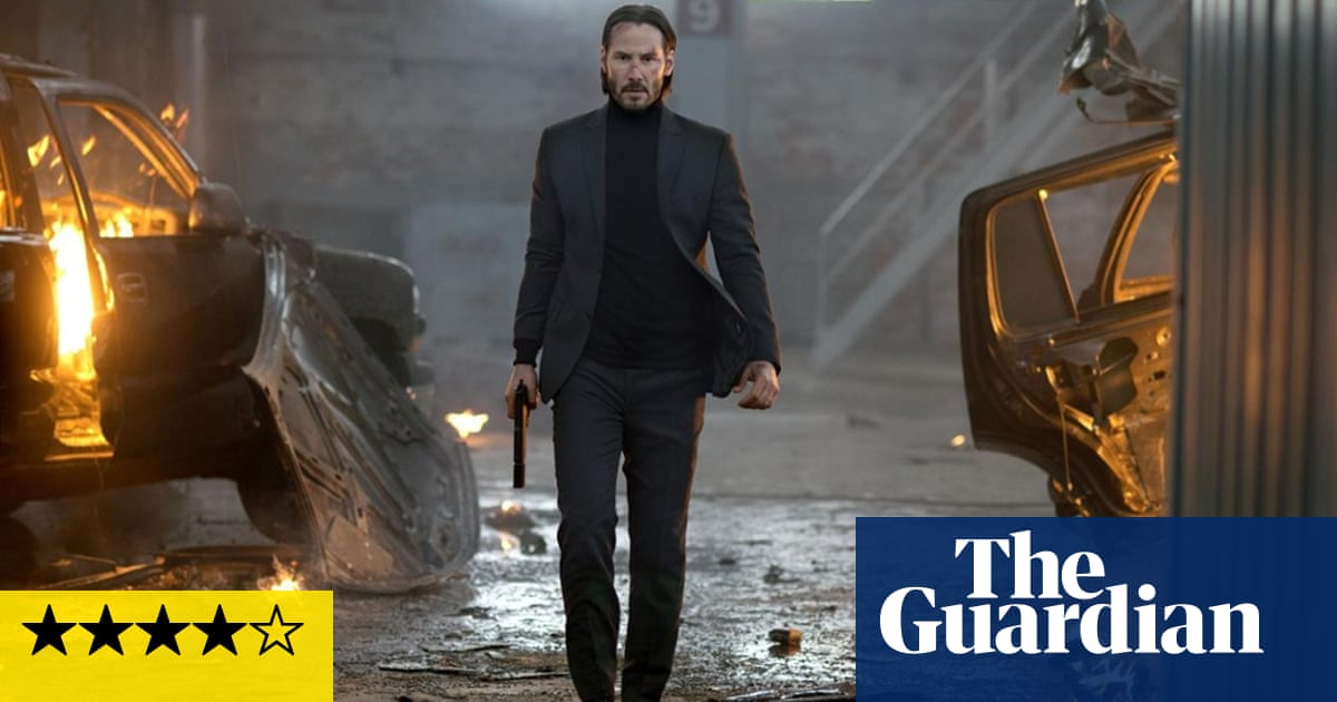 John Wick Review A Thrill Ride Driven By A Relentless Vengeance
