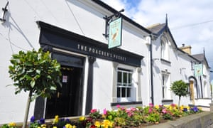 The Poacher's Pocket in Lisbane is a restaurant with a farm shop