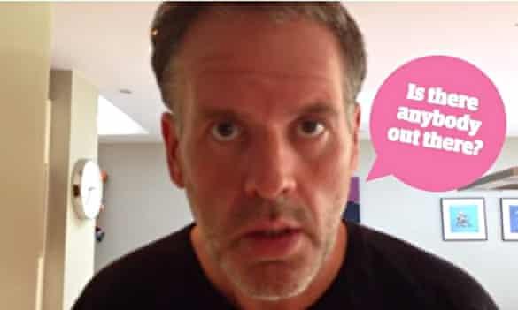 Chris Moyles on YouTube