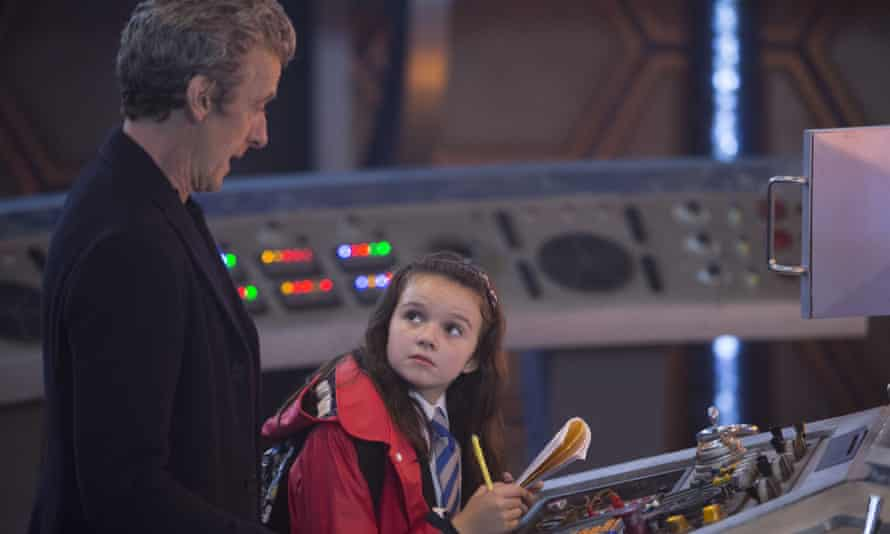 The Doctor and Maebh