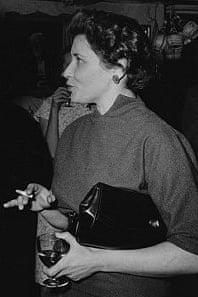 Writer Doris Lessing in 1957.