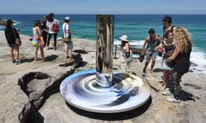 Linda Matthews's Coastal Totem.