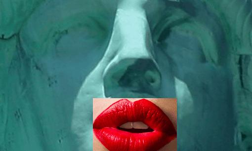 statue of liberty lipstick
