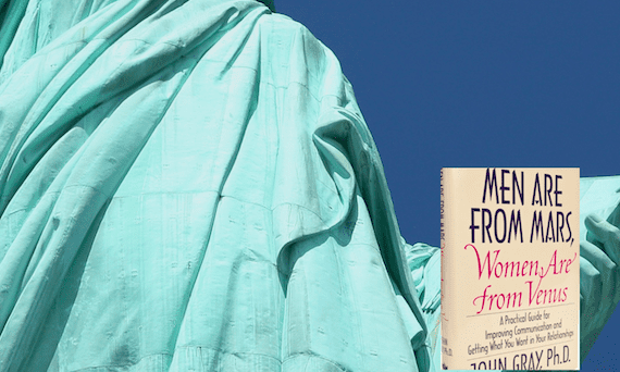 statue of liberty book club