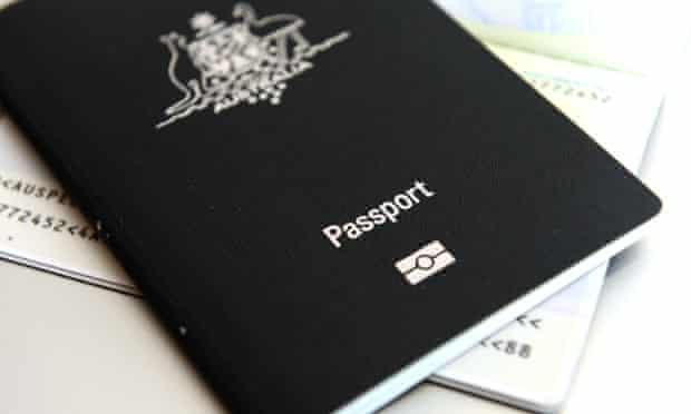 passport stock