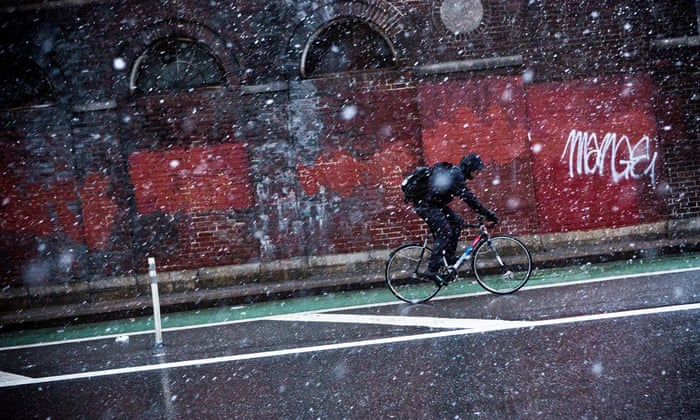 54a4d12c3e3 How to enjoy cycling in winter | Life and style | The Guardian