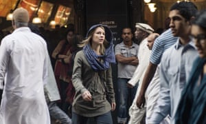Homeland … Carrie back doing what she does best: causing trouble.