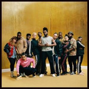 Jungle band Mercury Prize