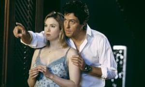 Renee Zellweger and Hugh Grant In Bridget Jones: The Edge Of Reason