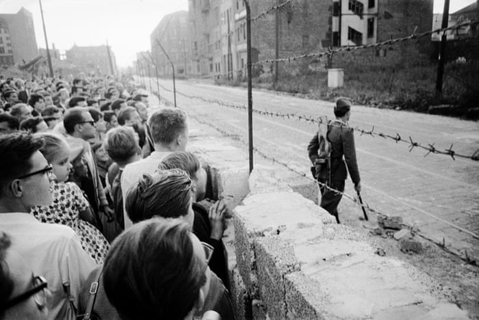 Where on earth is the Berlin wall? | Cities | The Guardian