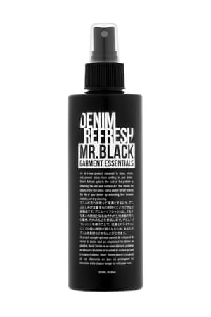 Mr Black denim cleaner