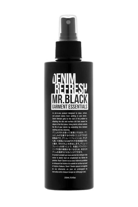 Mr Black denim cleaner