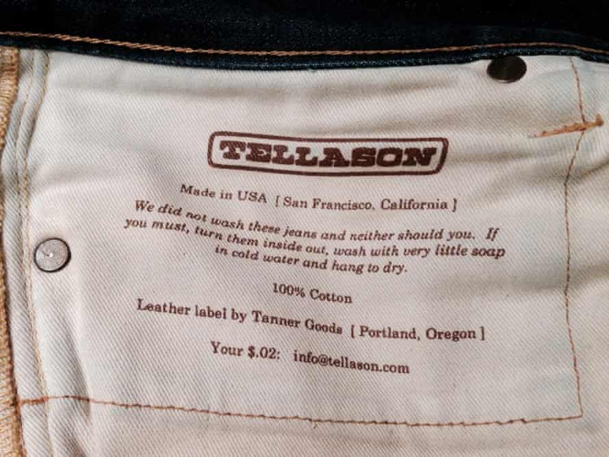 Tellason label