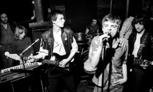 The Fall perform at The Ranch, Manchester