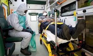 ebola response uk