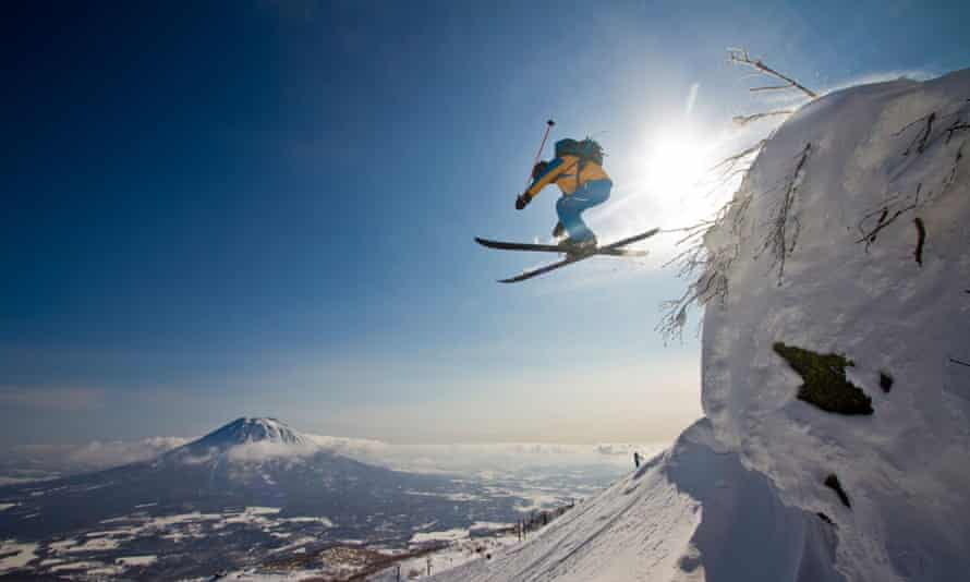 Japan has 'bottomless powder, amazing culture and some of the friendliest people you'll ever meet,' says Sam McMahon