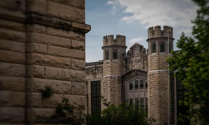 Former Missouri State Penitentiary, Jefferson City, Missouri, United States of America