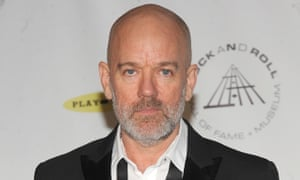 Michael Stipe: 'I am thrilled to see how much the perception of sexuality has changed in 20 years.'