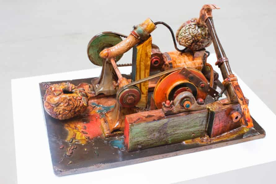 Castrated, Ossified (Bronze 2006).