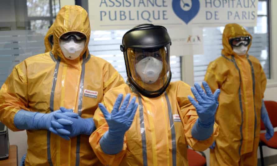 Ebola Paris