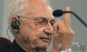 Frank Gehry engages with his detractors in Asturias, Spain.