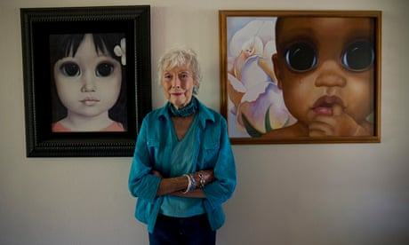 The big-eyed children: the extraordinary story of an epic art fraud