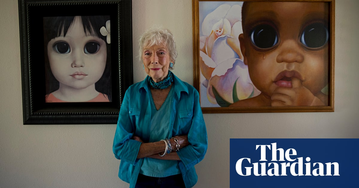 The Big Eyed Children The Extraordinary Story Of An Epic Art Fraud