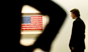 Jasper Johns Flag, 1960-66