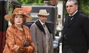 Serving different masters? ITV hit Downton Abbey is US-owned