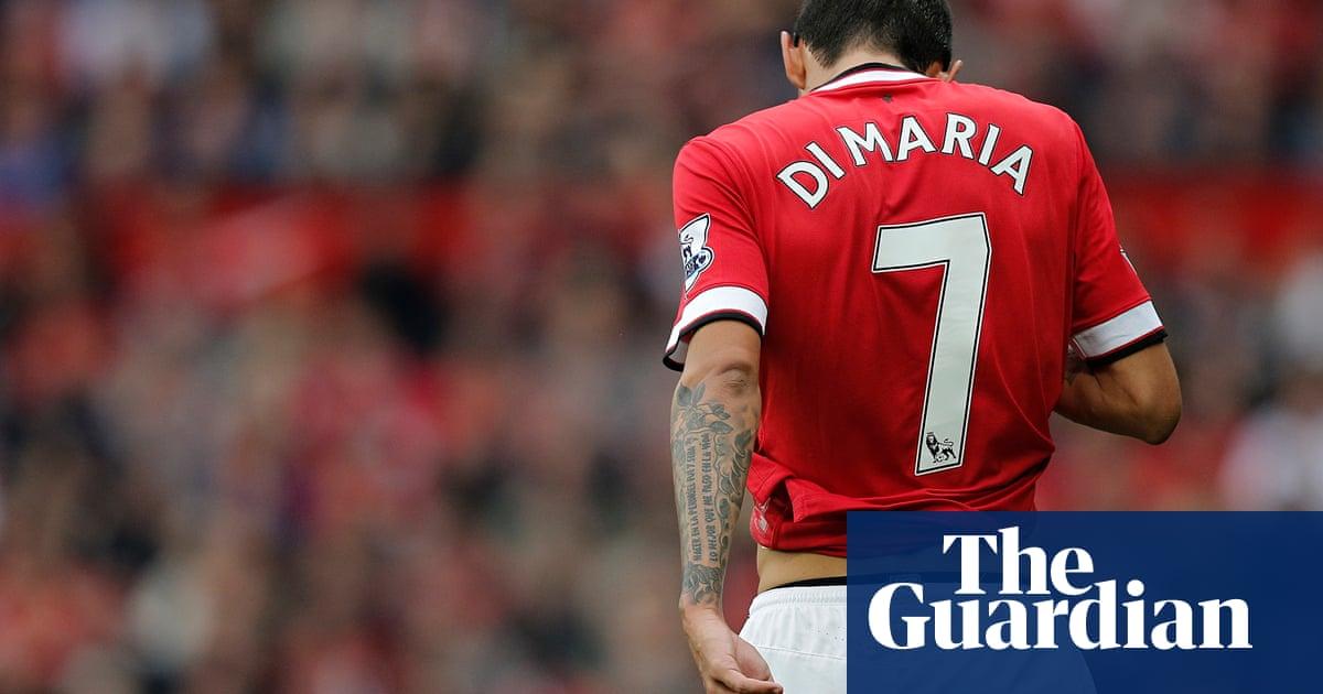 8effcf6c5c0 Angel di María  Manchester United s £59.7m