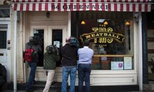 The Meatball Shop on Greenwich Avenue.
