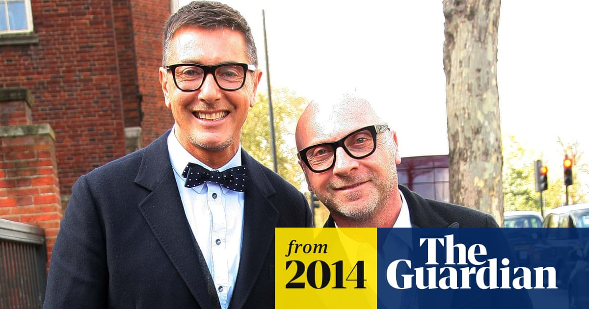 7ed6a403003e Italian court overturns Dolce and Gabbana tax convictions