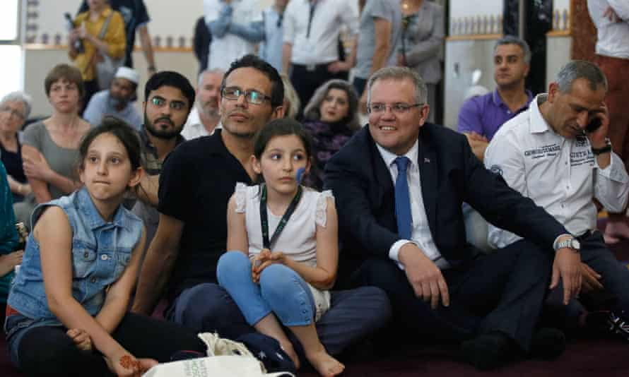 National Mosque Open Day at Lakemba mosque