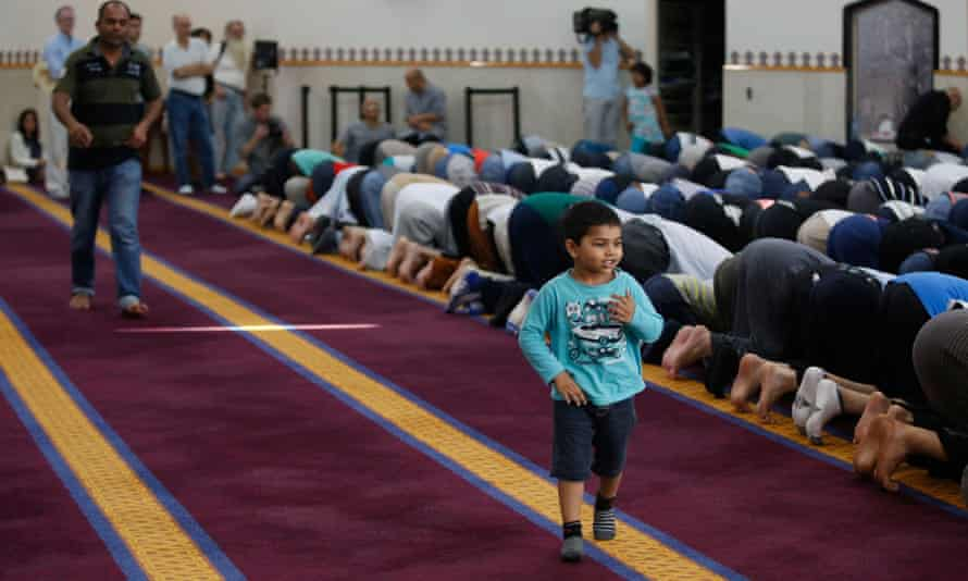 National Mosque Open Day - Lakemba mosque