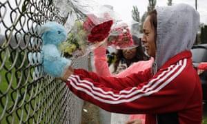 Washington high school shooting
