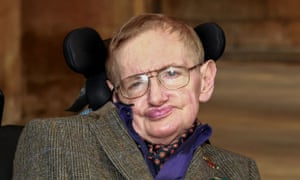 Stephen Hawking is on Facebook, and his fellow users most certainly Like it.
