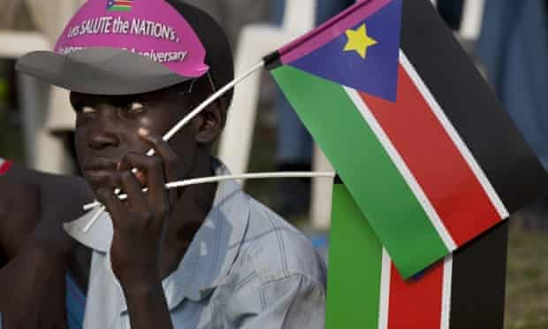 A cultural festival to celebrate the South Sudan's independence in Juba.