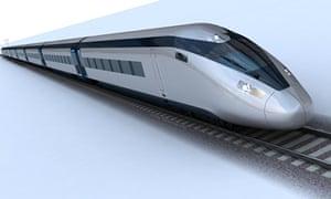 HS2 train design